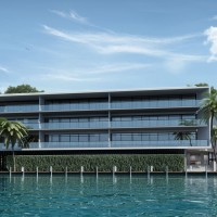 Exterior Front- VODA Residences
